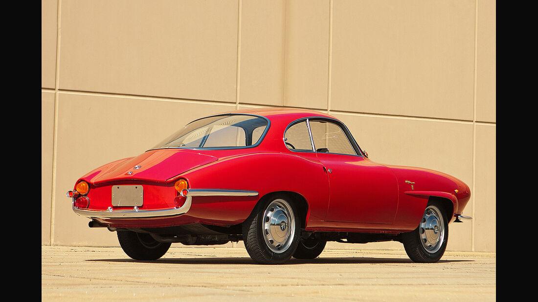 1961er Alfa Romeo Giulietta Sprint Speciale by Carrozzeria Bertone