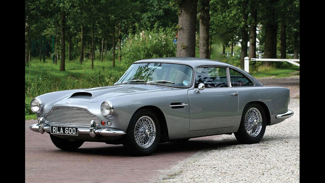 1961er Aston Martin DB4 Series III