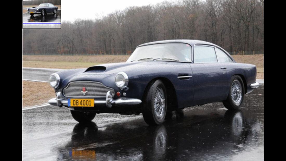 1961er Aston Martin DB4 Series III Salloon