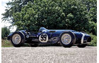 1961er Ferguson Climax P99 Four-Wheel-Drive F1 Racing Car