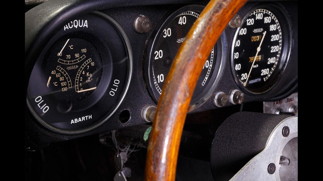 1961er Fiat-Abarth 1000 Bialbero
