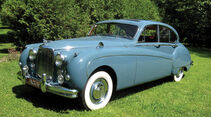 1961er Jaguar Mark IX Saloon