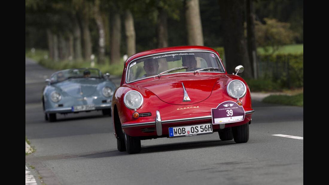 1961er Porsche 356B