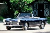 1962-1965 Alfa Romeo 2600 Spider