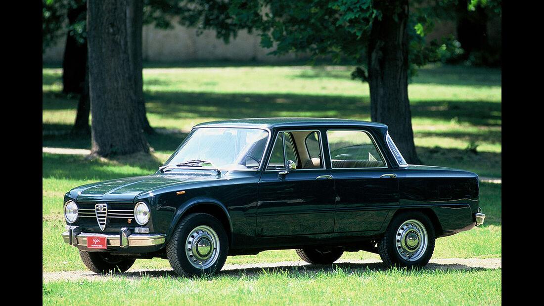 1962-1978 Alfa Romeo Berlina