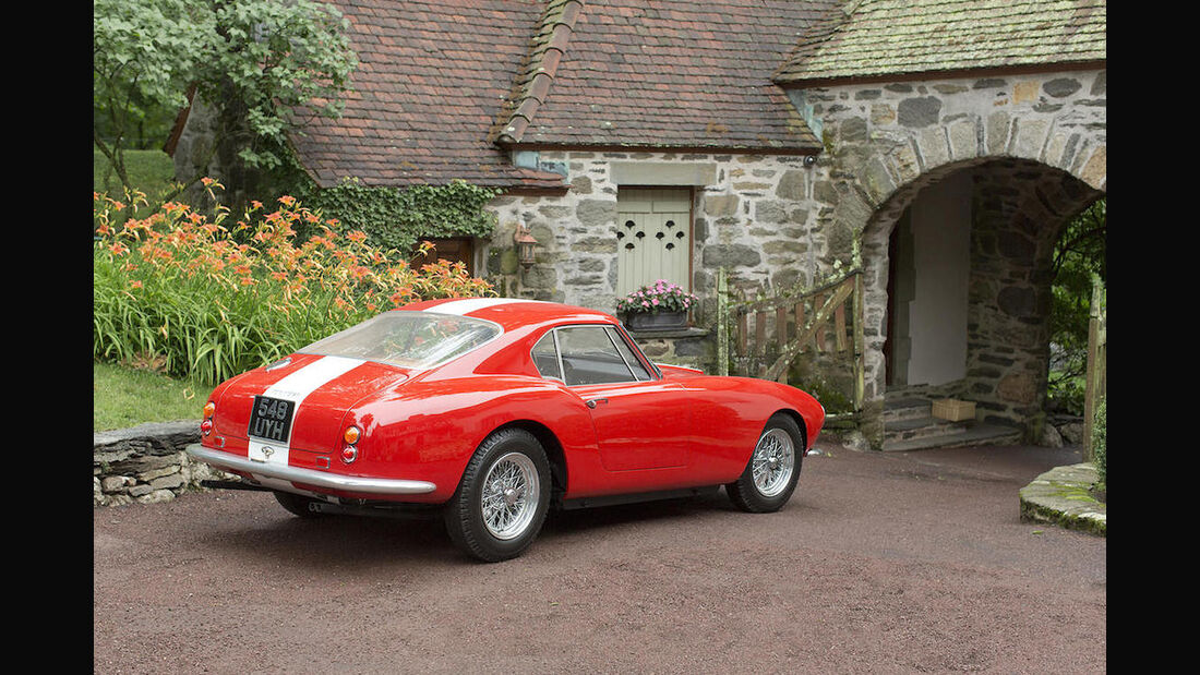 1962 Ferrari 250 GT Interim Coupe