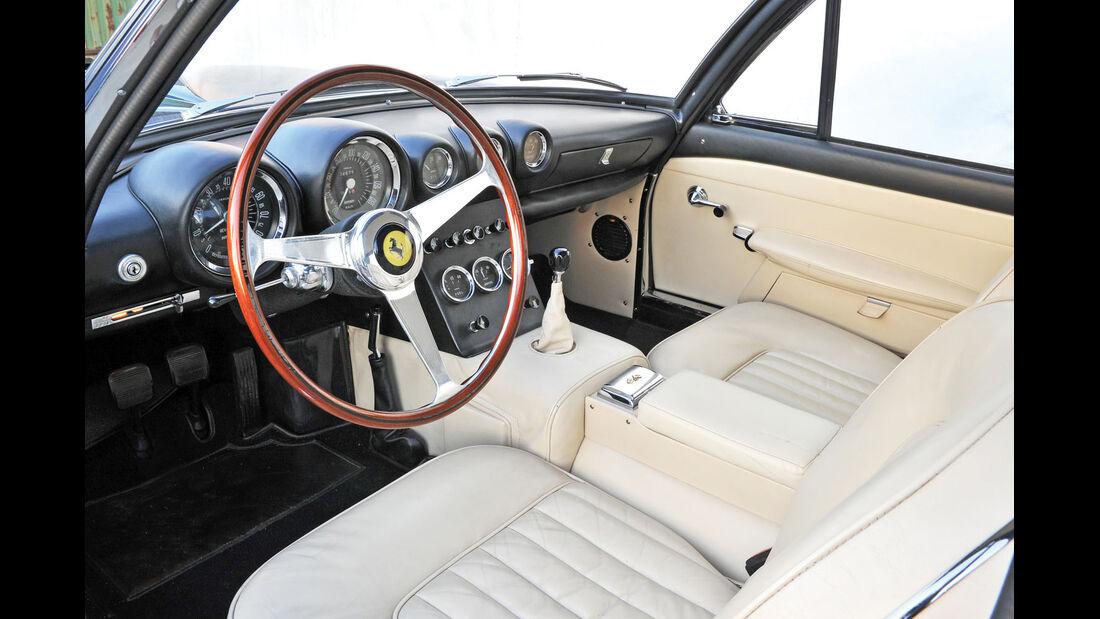 1962 Ferrari 400 Superamerica SWB Coupé Aerodinamico by Pininfarina.