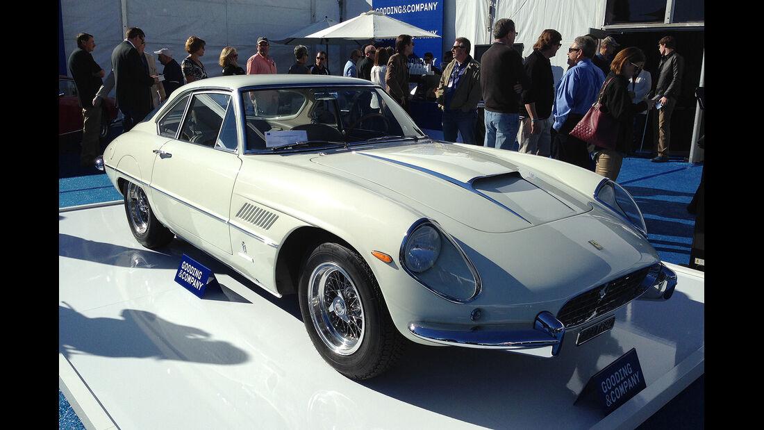 1962 Ferrari 400 Superamerica Series I Aerodinamico Coupe