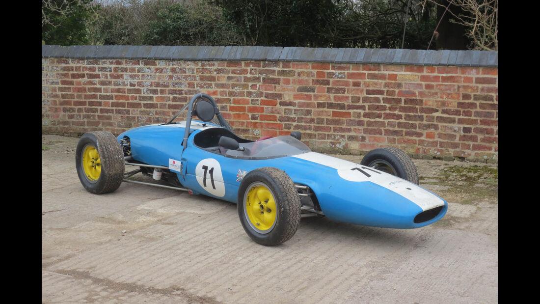 1962 Lotus Type 22 Formula Junior Monoposto