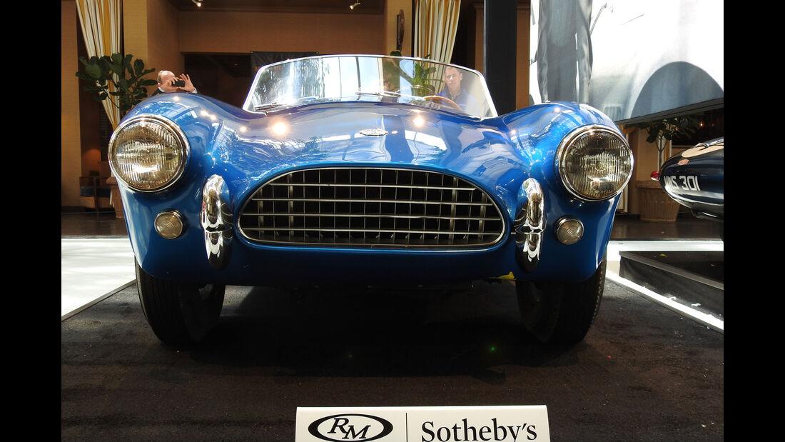 "1962 Shelby 260 Cobra ""CSX 2000"" - RM Sotheby's - Pebble Beach 2016 - Estimate"