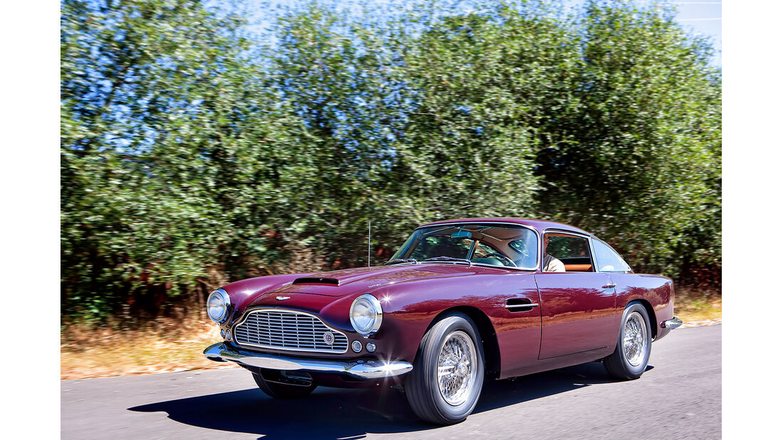 1962er Aston Martin DB4