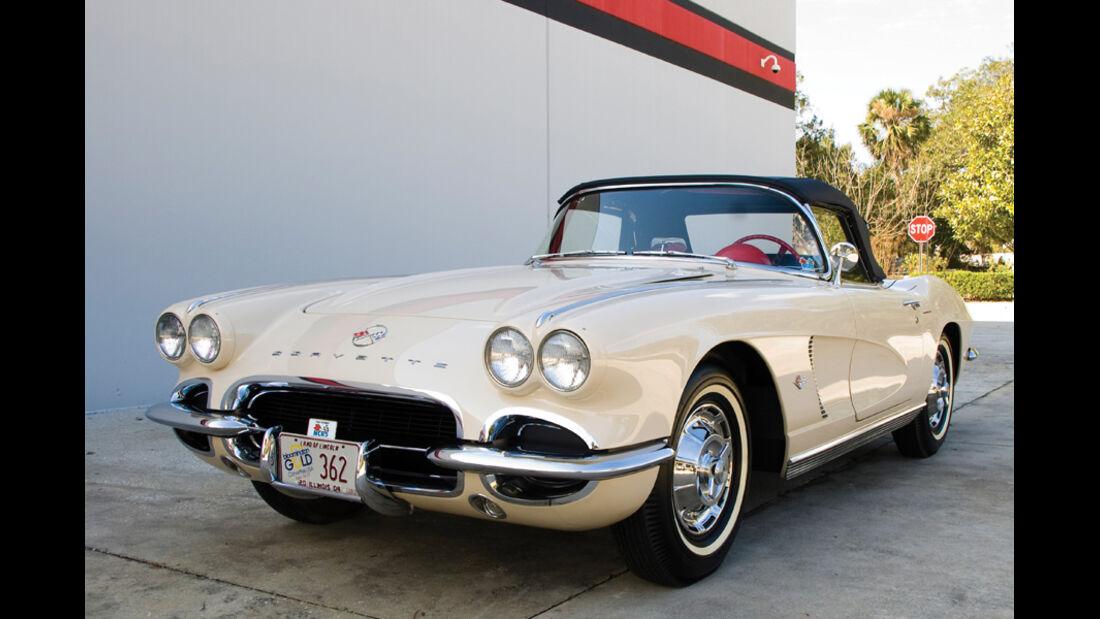 1962er Chevrolet Corvette Roadster