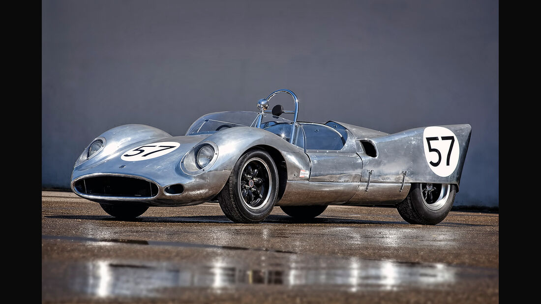 1962er Cooper Monaco Sports Racing Car