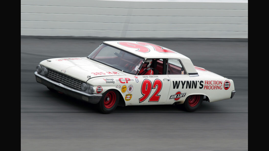 "1962er Ford Galaxie ""427"" NASCAR Tribute Stock Car"