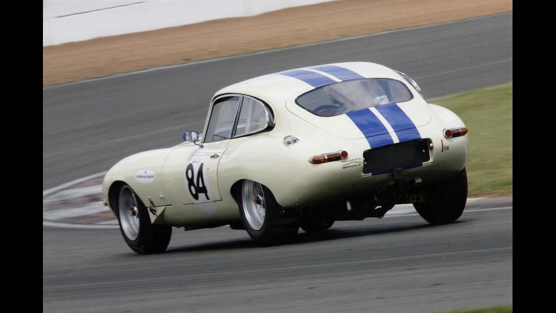 1962er Jaguar E-Type Series I 3.8-Liter Competition Coupé