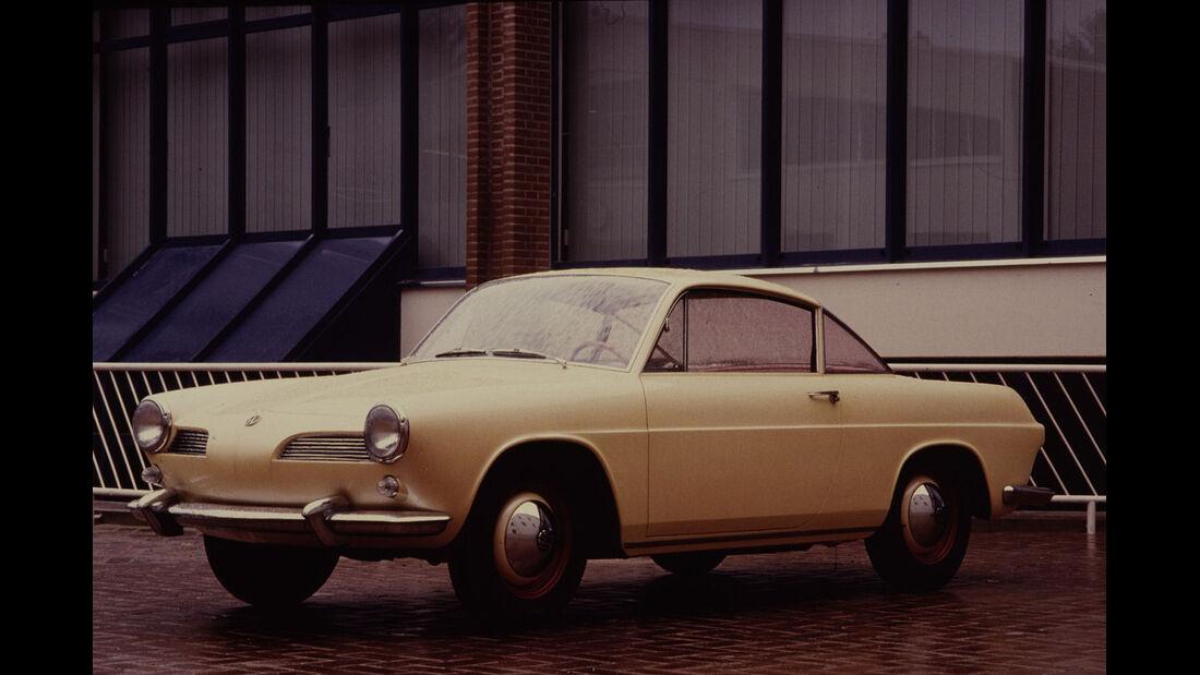 1962er Karmann-Ghia Typ 1 Coupéstudie