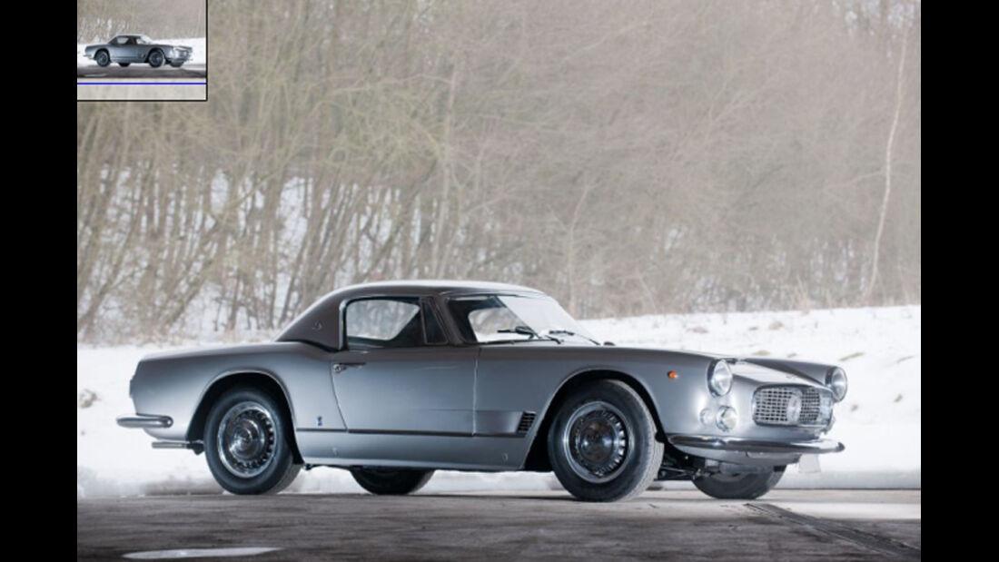 1962er Maserati 3500 GT Spyder Vignale