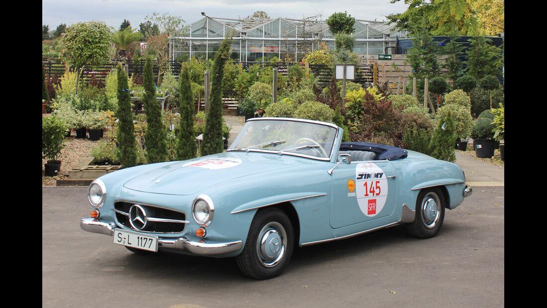 1962er Mercedes-Benz 190 SL Roadster