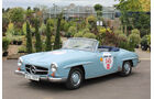 1962er Mercedes-Benz 190 SL Roadster