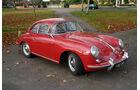 1962er Porsche 356B 1600S Coupé