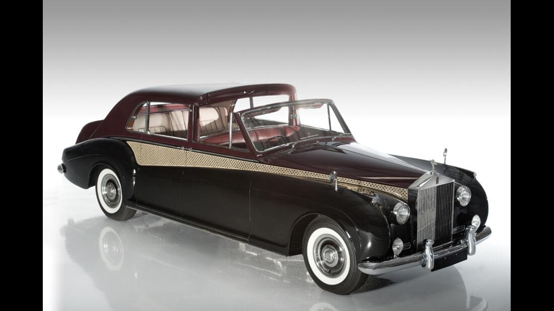 1962er Rolls-Royce Phantom V Sedanca De Ville