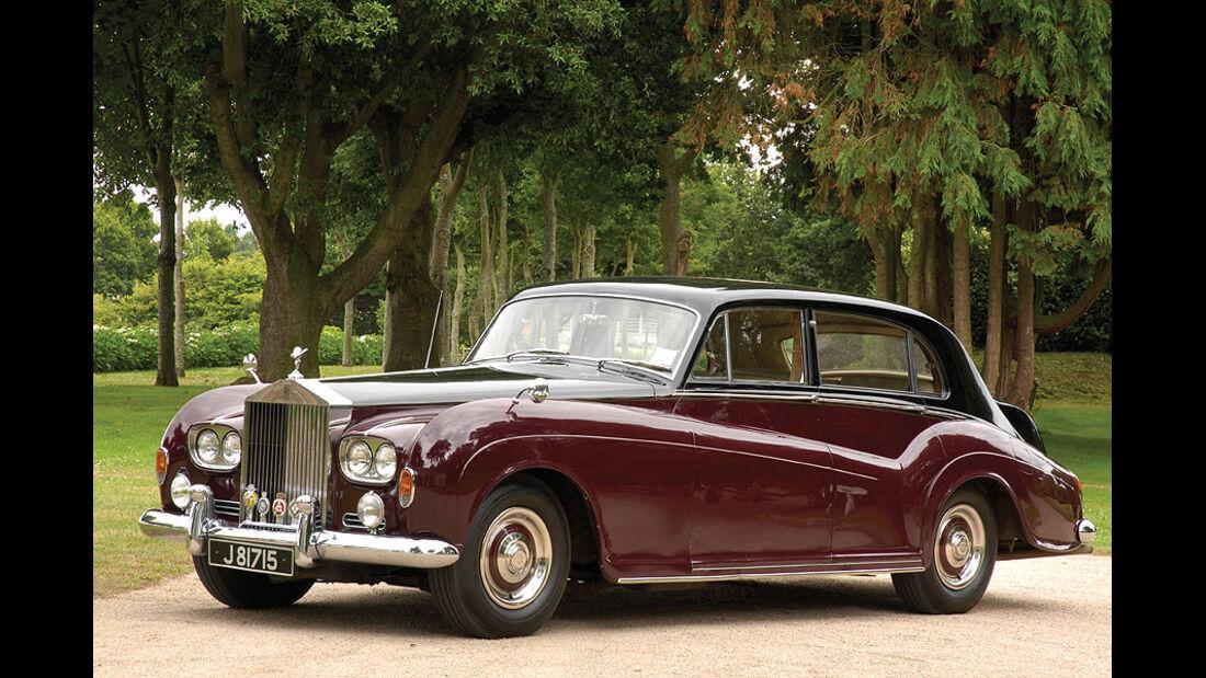1962er Rolls-Royce Silver Cloud III SCT100 Touring Limousine
