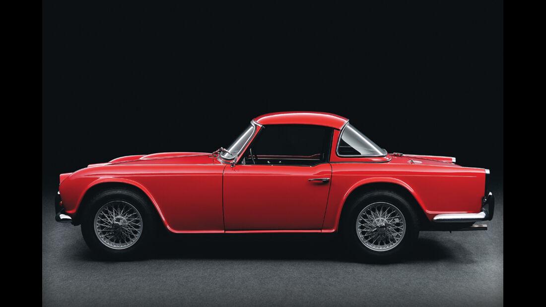 1962er Triumph TR4