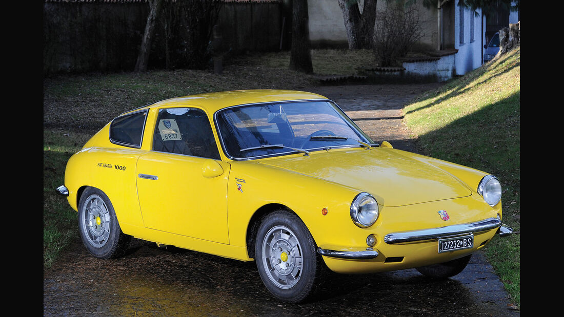 1963 Abarth 1000 Bialbero