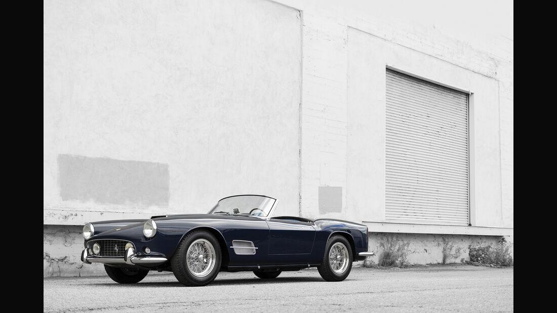 1963 Ferrari 250 GT California LWB Spyder
