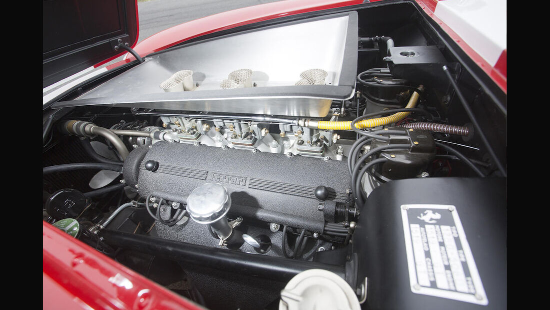 1963 Ferrari 250 GT Interim Coupe