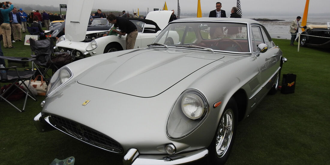 1963 Ferrari 400 Superamerica Pininfarina Coupé - Pebble Beach Concours d'Elegance 2016