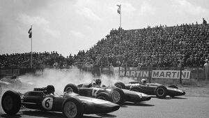 1963 GP Holland (Zandvoort), Jim Clark, Graham Hill, Bruce McLaren