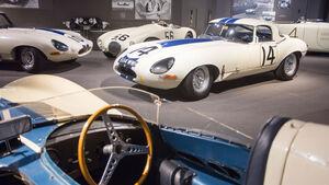 1963 Jaguar E-Type Lightweight Roadster - Pebble Beach 2017 - Auktion - Bonhams