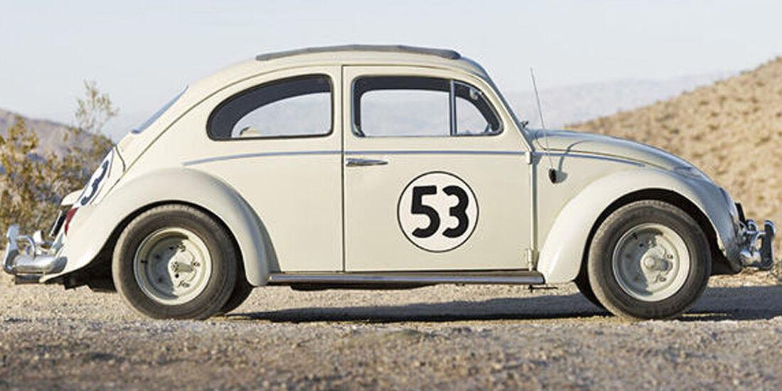 """1963 Volkswagen Beetle Sunroof Sedan """"Herbie the Love Bug"""""""
