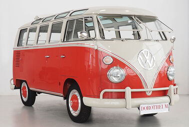 VW Samba-Bus bringt 120.000 Euro