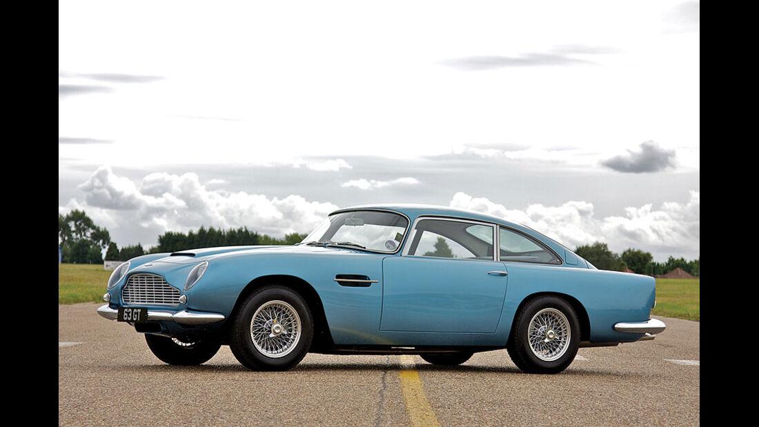 1963er Aston Martin DB4 Series V Vantage