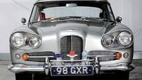 1963er Aston Martin Lagonda Rapide Saloon