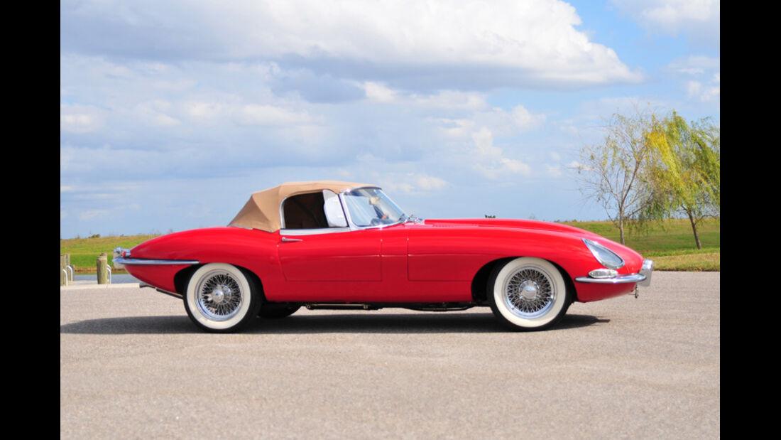 1963er Jaguar E-Type Series l 3.8 Roadster