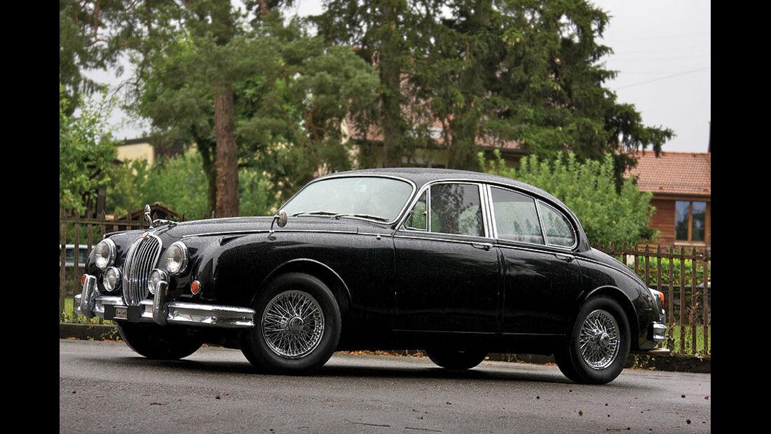 1963er Jaguar Mk II by Vicarage