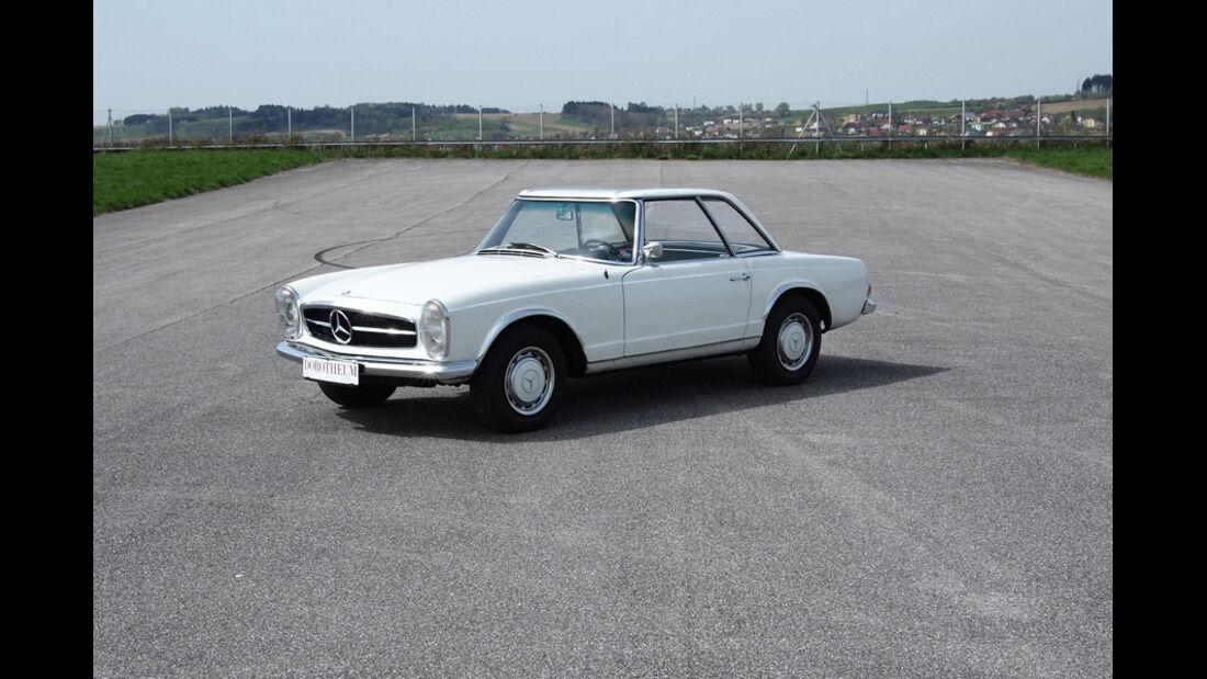 1963er Mercedes-Benz 230 SL