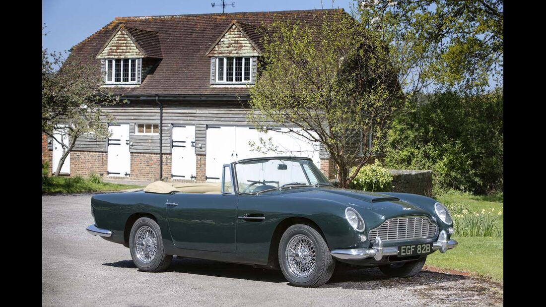 1964 Aston Martin DB5 Cabriolet