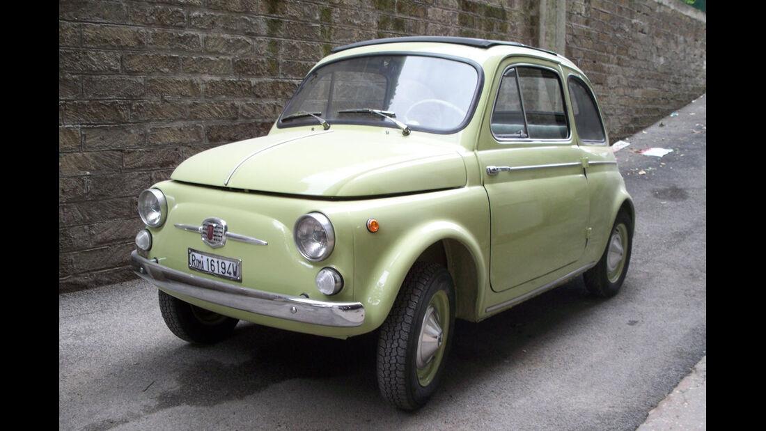 1964 FIAT 500D Saloon