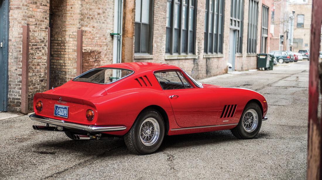 1964 Ferrari 275 GTB by Scaglietti