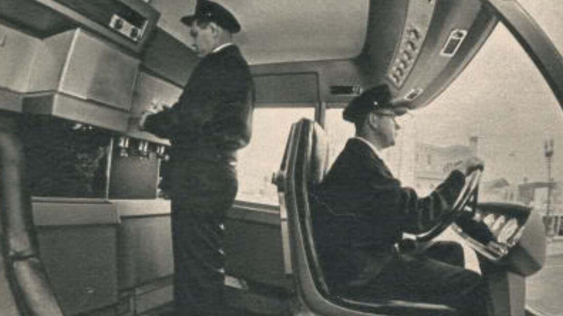 1964 Ford Big Red Gas Turbine