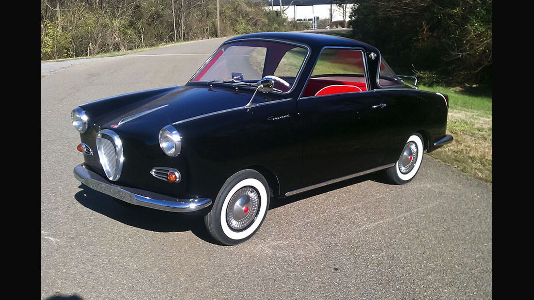 1964 Goggomobil TS400 Coupe