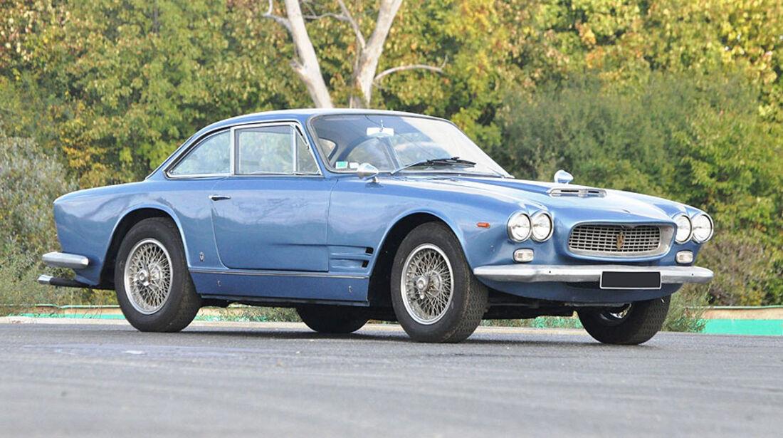 1964 Maserati 3500 GTi Sebring coupé Vignale