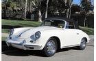1964 Porsche 356C/1600 SC Cabriolet