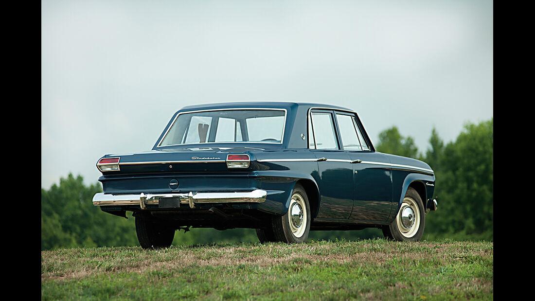 1964 Studebaker Commander Four-Door Sedan