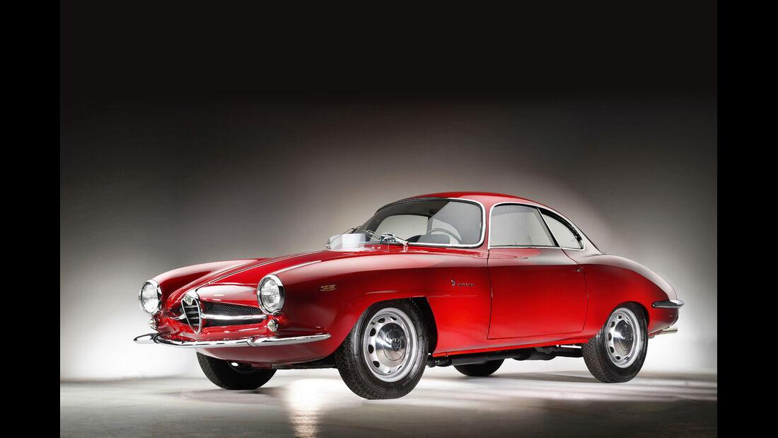 1964er Alfa Romeo Giulia Sprint Speciale 1600