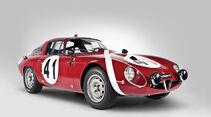 1964er Alfa Romeo TZ Coupé
